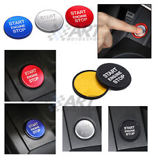 Botón start stop carcasa para arranque para Audi A1 A3 A4 A5 A6 Q2 Q3 Q5 Q7