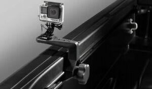 Toyota Tacoma 2005 - 2021 Truck Bed Deck Rail GoPro Camera Mount - OEM NEW!