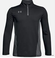 Under Armour Youth UA Challenger II Midlayer Shirt Size Youth MD RRP£36 (2085)
