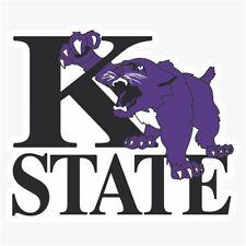Kansas State Wildcats Primary NCAA DieCut Vinyl Decal Sticker Buy 1 Get 2 FREE