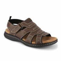Dockers Mens Shorewood Casual Comfort Outdoor Sport Fisherman Sandal Shoe