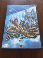 BRAIN POWERD EDICION INTEGRAL - 26 EPISODIOS 5 DVD - 650 MINUTOS SELECTA VISION