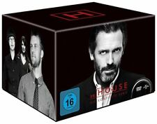 Dr. House - Season/Staffel 1-8 Die komplette Serie (Gesamtbox) # 46-DVD-BOX-NEU
