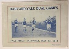 1911 Harvard vs Yale Dual Games Track And Field Yale Field