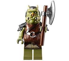 LEGO GAMORREAN GUARD 9616 star wars jabba's palace minifig figure minifigure