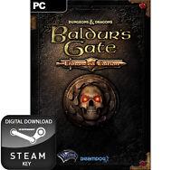 BALDUR'S GATE ENHANCED EDITION PC, MAC AND LINUX STEAM KEY