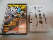 Grand Prix 2 Simulator - Amstrad CPC - Serie Leyenda Codemasters