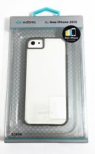 APPLE iPHONE 5/5S X-DORIA ENGAGE WHITE POLYCARBONATE CELL PHONE CASE WHITE