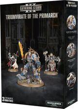 TRIUMVIRATE OF THE PRIMARCH Warhammer 40k Games Workshop