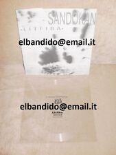 "Litfiba / Claudio Baglioni - Sandokan 6"" Clear Flexi 45gg"