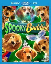 SPOOKY BUDDIES New Sealed Blu-ray + DVD
