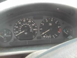 Speedometer Cluster Coupe MPH US Market Fits 96-99 BMW 318i 1242145