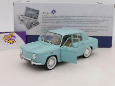 "Solido 1803601 # Renault Major R8 Limousine Baujahr 1967 "" hellblau "" 1:18 NEU"