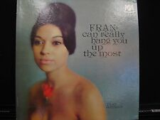 Fran Jeffries Fran Can Really Hang You Up The Most Warwick W2020 Vinyl LP Album