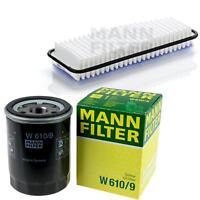 MANN-Filter Set Ölfilter Luftfilter Inspektionspaket MOL-9694247