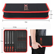 16PCS Professional File Set For Woodworking Premium Handle Wood Carving Tools
