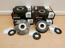 TREND SPINDLE TOOLING STYLE B OVOLO + 5MM GROOVE IT/CDS/SET021