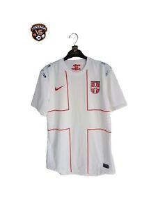 Serbia Football Away Shirt 2012-2014 Nike Player Issue Jersey Trikot Maglia