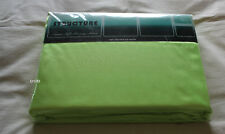 Lime Coloured Queen Bed Satin Fitted Sheet Set New