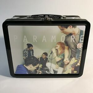 Paramore Brand New Eyes Lunch Box New
