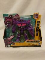 Transformers Cyberverse Shockwave Ultra Class Figure Hasbro 2017 Aus Seller