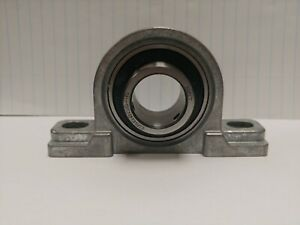 "DAYTON 4X726 Pillow Block Bearing,Ball,1"" Bore"