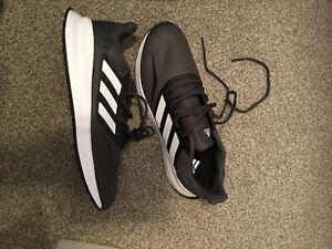 Adidas trainers - grey- size 9- NEW