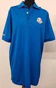 Mens Glenmuir 2014 Ryder Cup Polo Shirt M