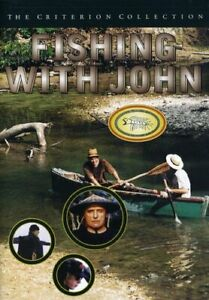 Fishing with John - Fishing With John (Criterion Collection) [New DVD]