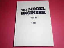 The Model Engineer , 1941, vol.84, Jan.-June.  A Facsimile