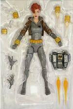 Marvel Legends BLACK WIDOW Loose Figure COMPLETE Walmart EXCLUSIVE Gray JETPACK