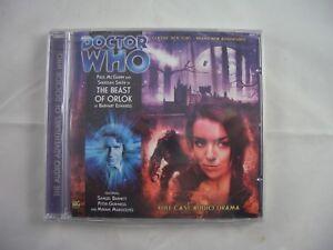Doctor Who The Beast of Orlok Full Cast Audio CD