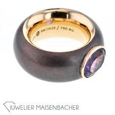 Isabelle Fa Ring *Ellipse* Amethyst, Ringgröße 56,5