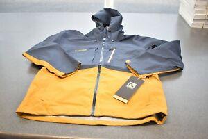 Flylow M's Quantum Pro Jacket, Pluto/Bear, Size XXL, MSRP: $400.00
