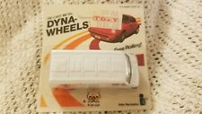 Zee Toys Dyna Wheels Mercedez-Benz Marine Club Van White Intex Die-Cast Metal