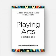 Playing Arts Edition One Playing Cards New Deck
