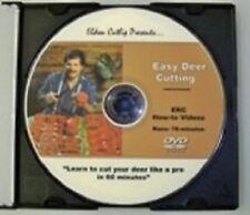 Easy Deer Hunting Butcher Meat Cutting by Eldon R Cutlip -DVD 101A