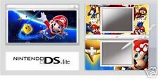 Nintendo DS or DS Lite MARIO Vinyl Skin / Sticker