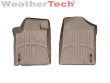 WeatherTech Floor Mats FloorLiner for Nissan Maxima - 2009-2014 - 1st Row -Tan