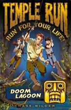 Temple Run: Doom Lagoon 2 by Chase Wilder (2016, Paperback)