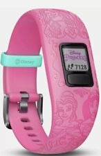 Garmin vivofit Jr. 2 - Disney Princess Activity Tracker for Kids - Pink
