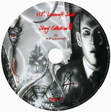 H.P. LOVECRAFT SHORT STORY COLLECTION II,  2  Audio CDs