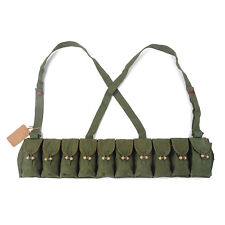 Chicom Type 56 Semi Military Genuine Surplus SKS 7.62x39 Chest Pouch 10 Pocket