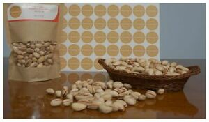 Aegina Pistachios Greek Nuts Roasted With Sea Salt 1500gr / 52.91oz
