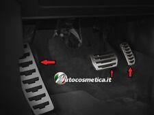 Range Rover Evoque Cover 3 Pedali in Alluminio Satinati cambio automatico 11-18^