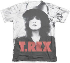 T.REX-THE SLIDER MENS SUBLIMATED  SOFT FEEL VINTAGE LOOK -3X T-SHIRT