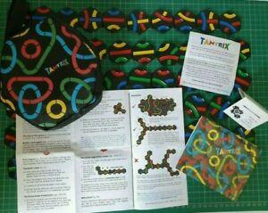 Tantrix Tile Puzzle Game McManaway 8th Edition 1991-2008 Tantrix Games Int