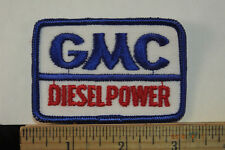 e8d856389b0d3 Vintage GMC Diesel Power Sew- On Embroidered Patch 3x2