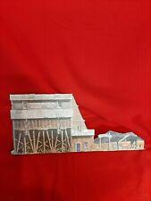 HO Buildings Backdrop Norfolk Coal Co