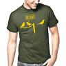 Der hat WLAN Nerd Gamer Geek Vögel Sprüche Geschenk Lustig Spaß Comedy T-Shirt